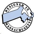 Designed in Massachusetts