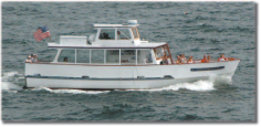New England Burial at Sea Vessel