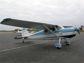 1953 Cessna Specially Fitted for Air Scatterings