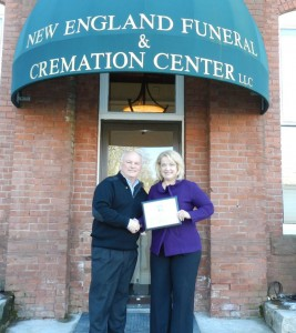New England Burials at Sea and  New England Funeral &amp; Cremation Center, LLC