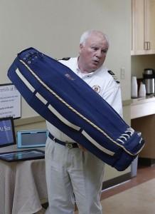 EPA, USCG sea burial options