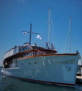 Honey Fitz Presidential Yacht