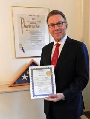 Sea Burial Certificate