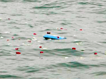 burial at sea options
