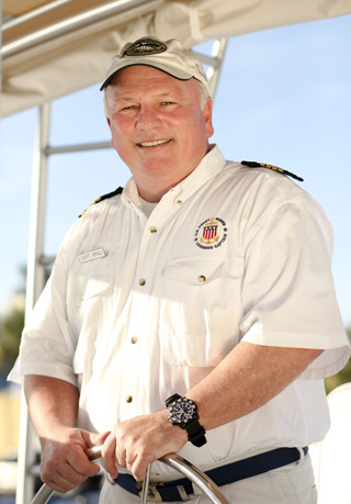 Captain Brad White