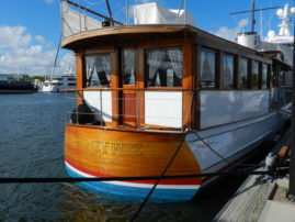 Honey Fitz Presidential Yacht