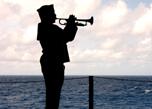 Military Bugler
