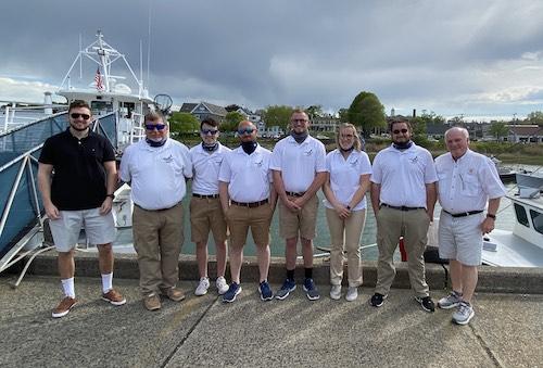 Burial at Sea Crew